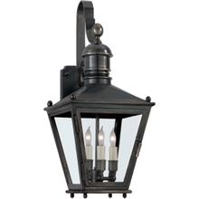 View Product - E. F. Chapman Sussex 3 Light 22 inch Bronze Outdoor Wall Lantern