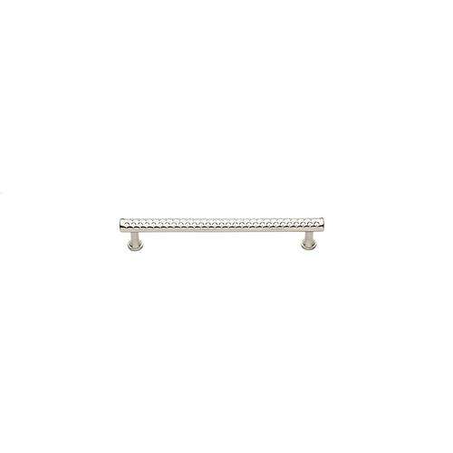Satin Nickel Couture Appliance Pull