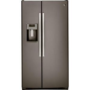 GE®25.3 Cu. Ft. Side-By-Side Refrigerator