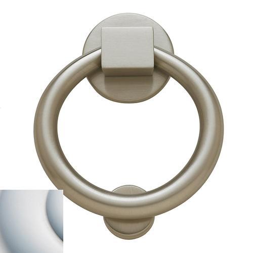Baldwin - Satin Chrome Ring Knocker