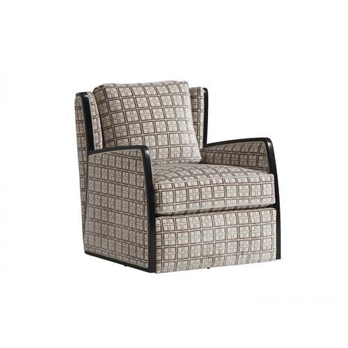 Delancey Swivel Chair