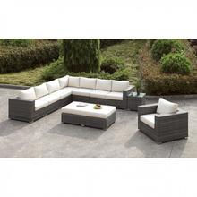See Details - Somani L-sectional + Chair + Ottoman