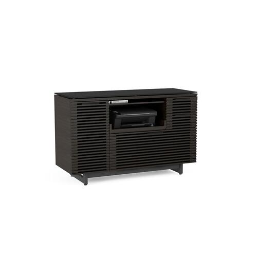 Multifunction Cabinet 6520 in Charcoal Stained Ash