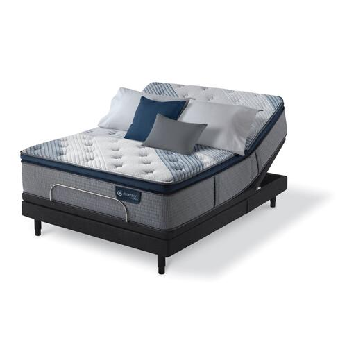 2018 - iComfort Hybrid - Blue Fusion 4000 - Plush - Pillow Top - Cal King