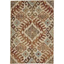 Beckett-Diamond Amber Machine Woven Rugs