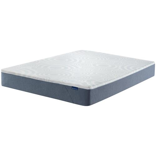 "Gallery - Perfect Sleeper - Nestled Night 10"" Gel Memory Foam - Medium Firm - Full"