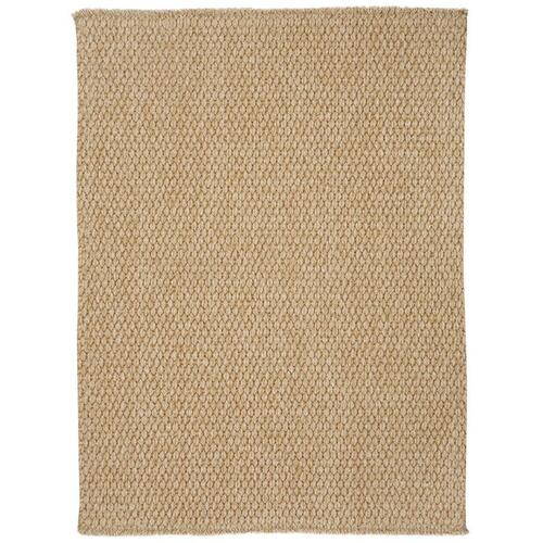 Capel Rugs - Worthington Jute - Vertical Stripe Rectangle - 5' x 8'