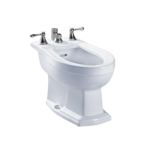 Clayton® Bidet, Vertical Spray - Cotton