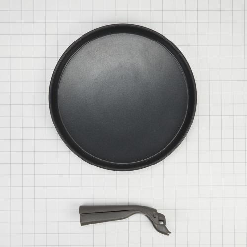 Whirlpool - Microwave Crisping Tray