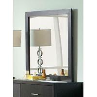 Grove Black Dresser Mirror Product Image