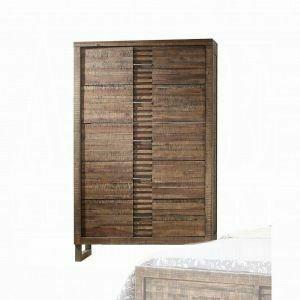 ACME Andria Chest - 21296 - Reclaimed Oak