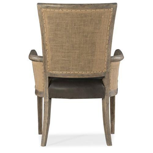 Dining Room Beaumont Host Chair - 2 per carton/price ea