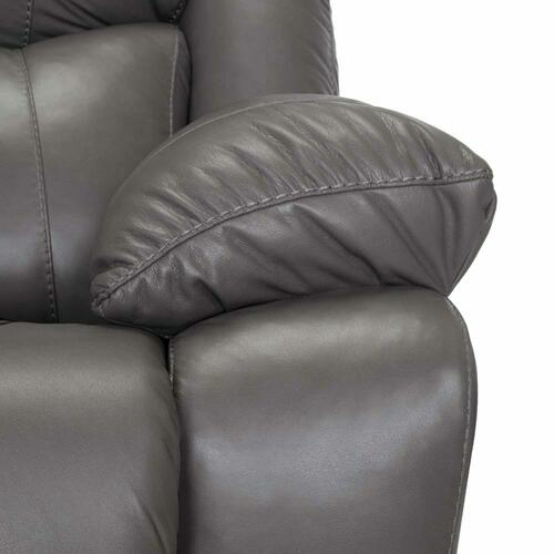 9534 Caesar Leather Rocker Recliner