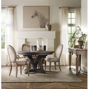 Corsica Oval Back Arm Chair - 2 per carton/price ea