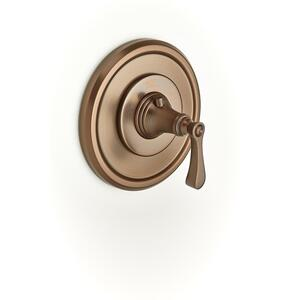 Berea Thermostatic Valve Trim - Phase out - Bronze