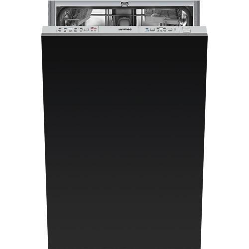 Smeg - Dishwashers Silver STU1846