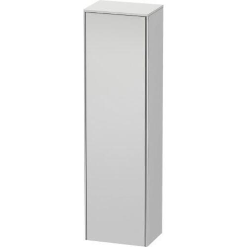 Duravit - Tall Cabinet, White Satin Matte (lacquer)