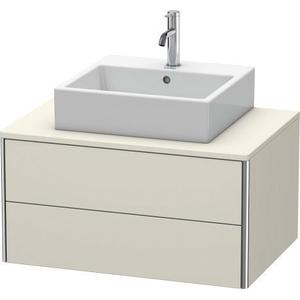 Vanity Unit For Console Wall-mounted, Taupe Matte (decor)