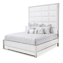 View Product - Cal King Metal Panel Bed (3 Pc)