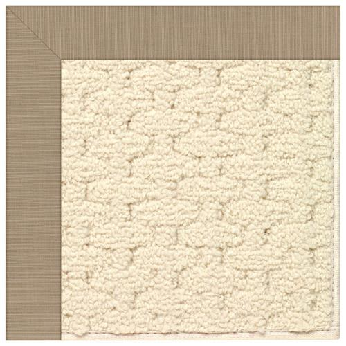 Creative Concepts-Sugar Mtn. Dupione Sand Machine Tufted Rugs