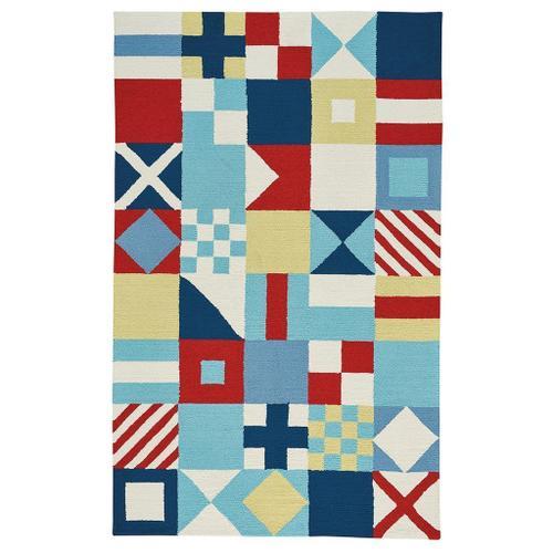 Flags Multi - Rectangle - 3' x 5'