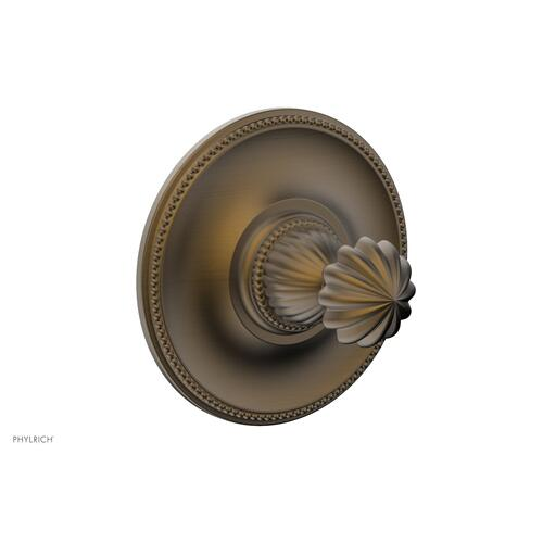 "Phylrich - Georgian & Barcelona 3/4"" Thermostatic Shower Trim TH361 - Old English Brass"