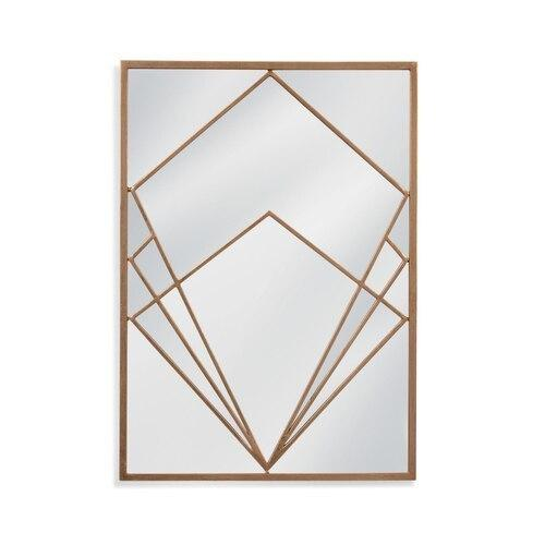 See Details - Carraway Wall Mirror