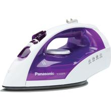 See Details - Steam/Dry Iron with Titanium, Non-Stick Coated Curved Soleplate NI-E650TR