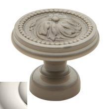 View Product - Polished Nickel Ornamental Knob