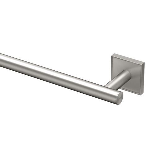 Mode Towel Bar in Satin Nickel