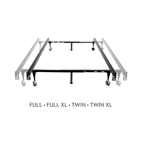 Malouf Twin/Full Adjustable Bed Frame