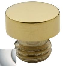 View Product - Polished Nickel with Lifetime Finish Button Finial