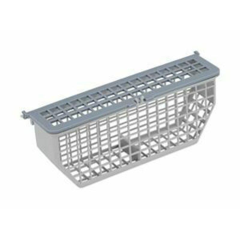 Dishwasher Silverware Basket, Grey - Other