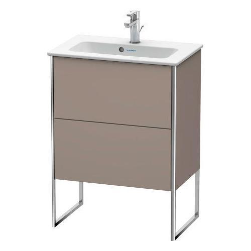 Vanity Unit Floorstanding Compact, Basalt Matte (decor)