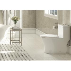 MPRO One-piece Dual-flush Toilet