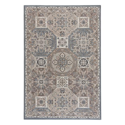 Spencer-Panel Oyster Machine Woven Rugs