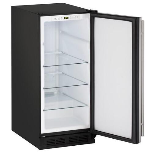 "1215r 15"" Refrigerator With Stainless Solid Finish (115 V/60 Hz Volts /60 Hz Hz)"