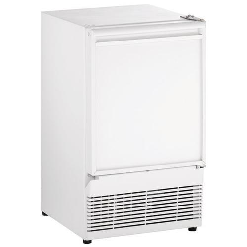 "Bi98 15"" Crescent Ice Maker With White Solid Finish (115 V/60 Hz Volts /60 Hz Hz)"