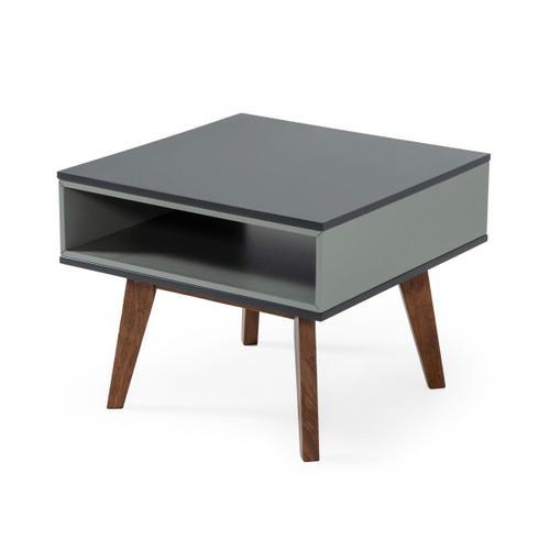 VIG Furniture - Modrest Lillian - Modern Multi Colored End Table