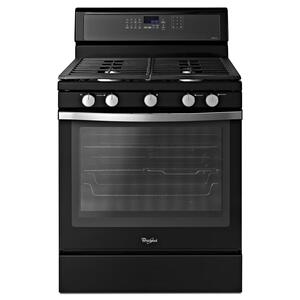 WhirlpoolGold® 5.8 cu. ft. Capacity Gas Range with Rapid Preheat option