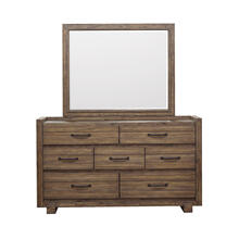 Woodbrook Dresser in Brown