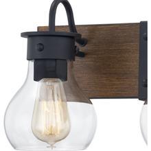 View Product - Maverick Bath Light in Earth Black