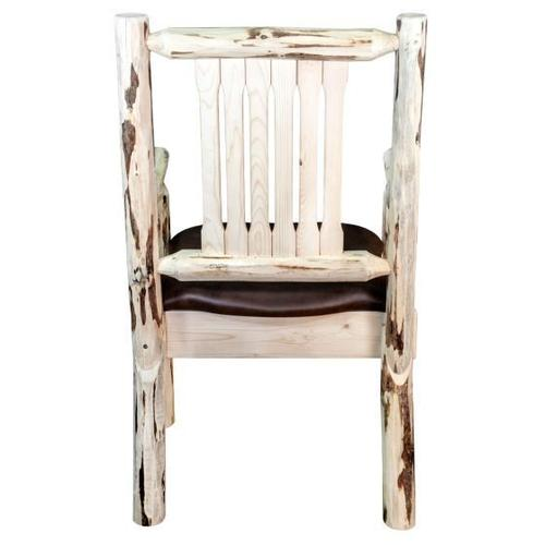 Montana Woodworks - Montana Collection Captains Chair
