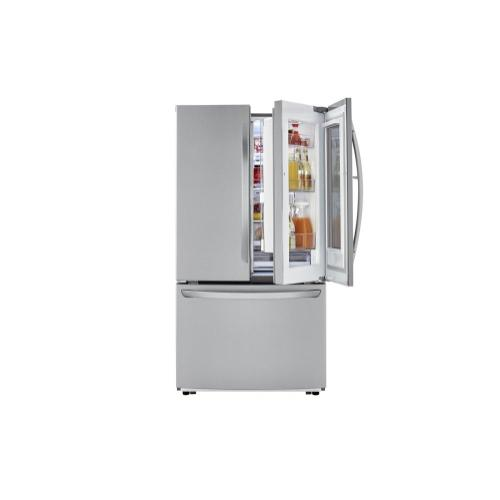 27 cu. ft. InstaView™ Door-in-Door® Refrigerator