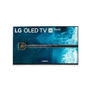 LG AppliancesLG E9 Glass 55 inch Class 4K Smart OLED TV w/AI ThinQ(R) (54.6'' Diag)