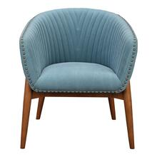 Kismet Tub Chair Blue