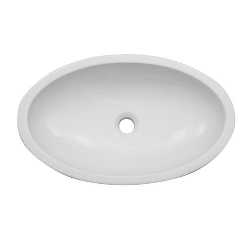 """Resort 23"""" Oval Above Counter Basin"""