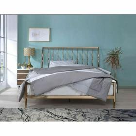 ACME Marianne Queen Bed - 22690Q - Copper