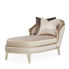 Villacherie Chaise Hazelnut