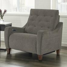 See Details - CHELSEA - WILLOW BROWN Power Recliner